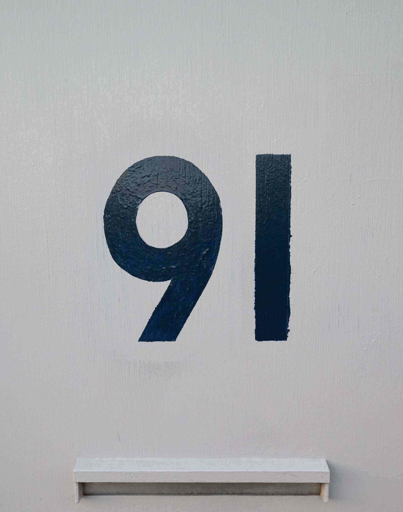 91 Zahl statt 90 Tagessätze